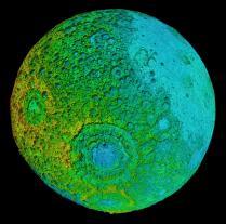 Moon West (© Geodetective 2013)